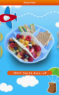 52 School Lunches - screenshot thumbnail
