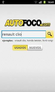 Autofoco.com - screenshot thumbnail