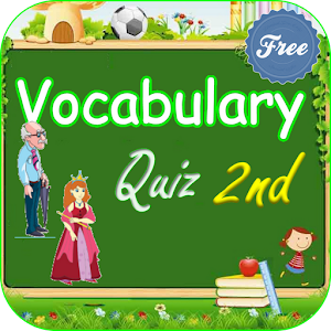 Vocabulary Quiz 2nd Grade for PC and MAC