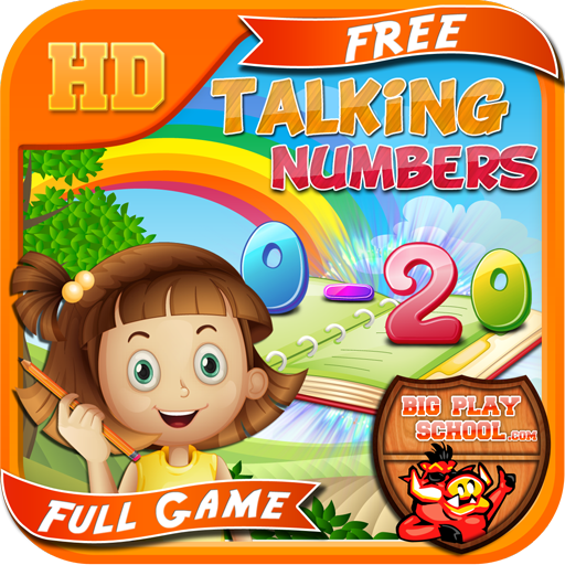 Talking Numbers Learn 0 to 20 教育 App LOGO-APP開箱王