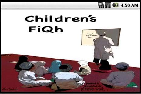 Children's FiQh - screenshot thumbnail