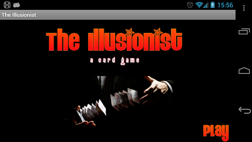 The illusionist - A Card Game