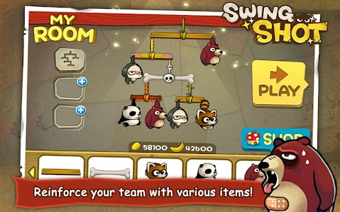 Swing Shot HD - screenshot thumbnail