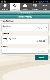 NewBridge Bank Mobile Banking- screenshot thumbnail