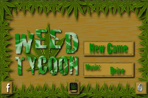 Weed Tycoon - Marijuana Sim - screenshot