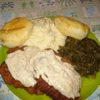 Chicken Fried Steak II.
