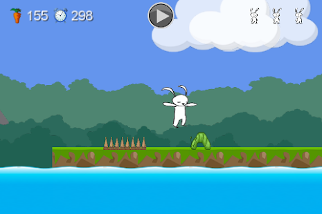 Ray the rabbit- screenshot thumbnail