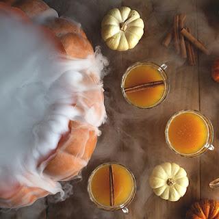 Halloween Pumpkin Punch.