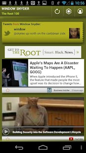 Window Snyder: The Root 100 - screenshot thumbnail
