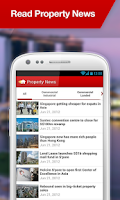 Screenshot of PropertyGuru Singapore