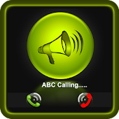 Caller Name Speaker :Announcer