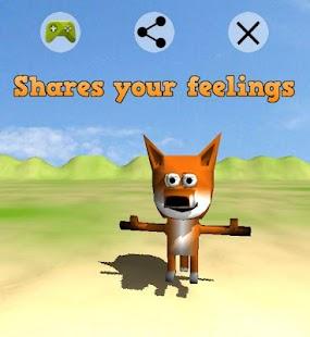 Talking Buddy Fox