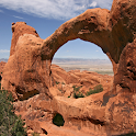 Arches National Park USA icon