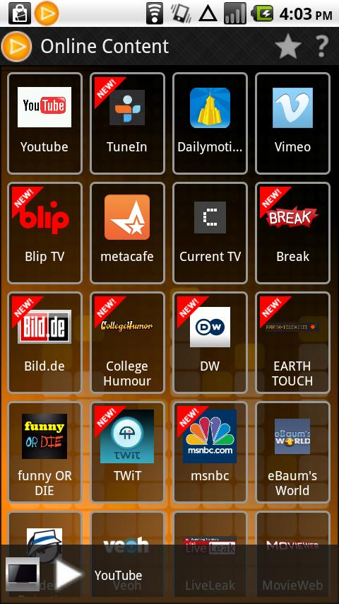 PlayTo TV (Roku,ATV,GTV,DLNA) - screenshot