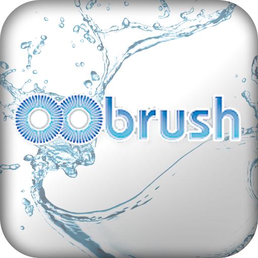 OOBrush LOGO-APP點子