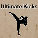 Ultimate Kicks logo