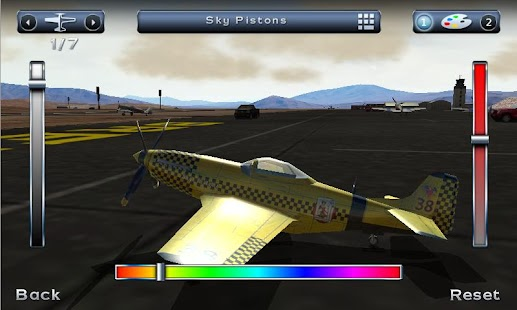 Breitling Reno Air Races Screenshot 1
