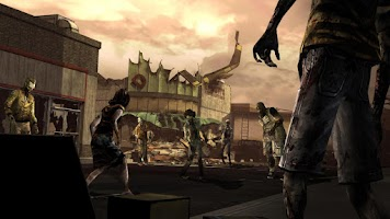 Screenshot of The Walking Dead: Season One