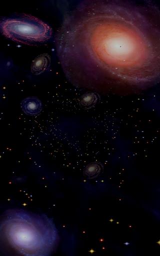 Intergalactic Journey Live WP