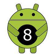 Talking Android Magic Ball