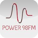 Power 98 FM logo