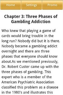 Overcoming Gambling Addiction- screenshot thumbnail