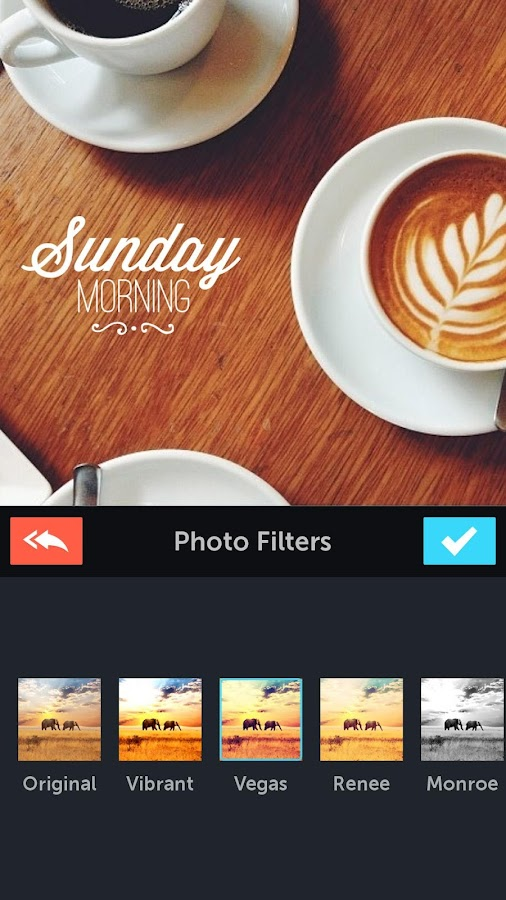 PicLab - Photo Editor - screenshot