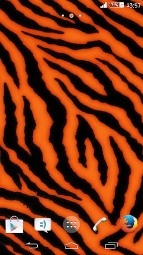 eXperiance Tiger Theme