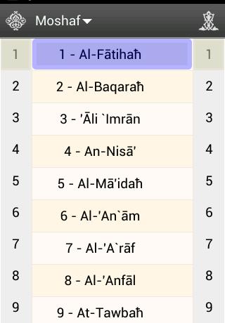 Al-Anvar Quran Research Tool
