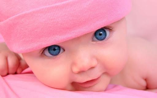 可爱的宝宝高清壁纸