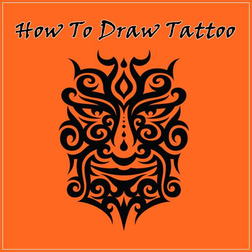 How To Draw Tattoo LOGO-APP點子