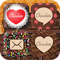 Chocolate Icon&Wall Paper icon