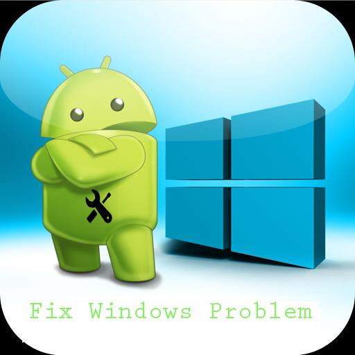 修復窗口Windows8問題