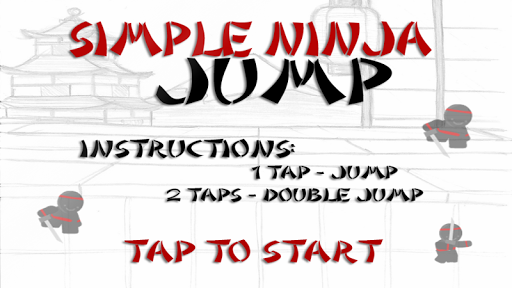 Simple Ninja Jump