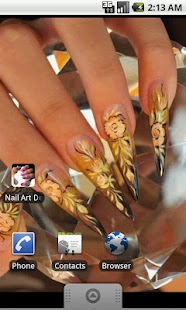 Nail Art Designs Set 1 - screenshot thumbnail