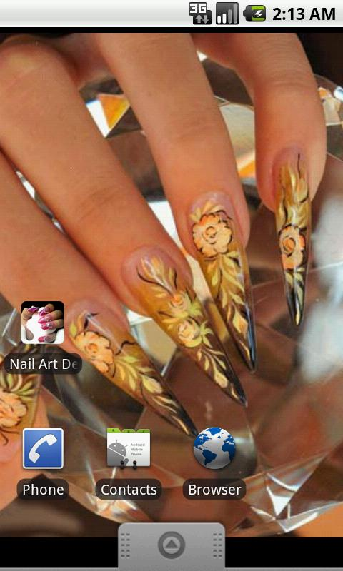 Nail Art Designs Set 1 - screenshot