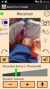 玩生活App|BabyPhone Mobile: Baby Monitor免費|APP試玩