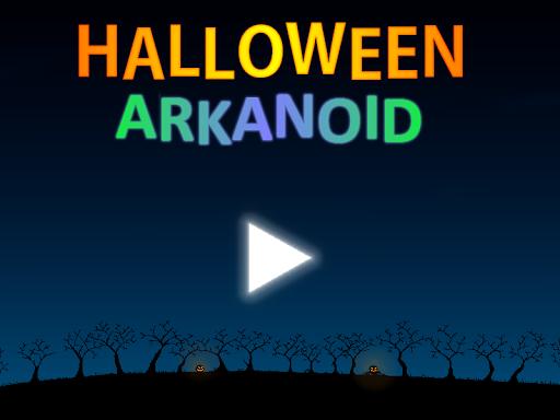 Halloween Arkanoid