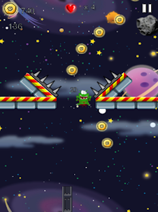 Angry Alien Space Rush War Pro