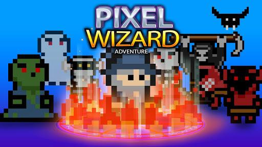 免費下載街機APP|Pixel Wizard : 2D Platform RPG app開箱文|APP開箱王
