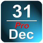 Calendario Barra di Stato Pro icon