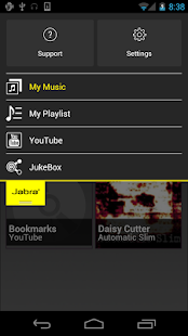 Jabra Sound (ComplementaryApp) Screenshot