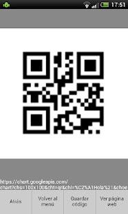 QRgenerator- screenshot thumbnail
