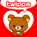 Rilakkuma twippa logo