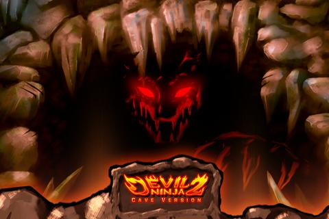 Devil Ninja2 (Cave) - screenshot
