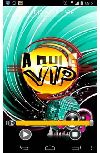 RADIO AQUI É VIP