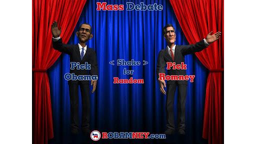Election 2012: Mass Debate