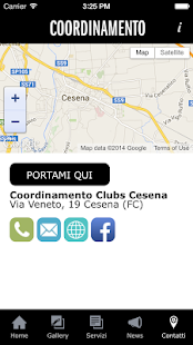 ClubsCesena- screenshot thumbnail