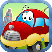 Car Truck & Train Kids Puzzles