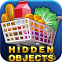 Hidden Objects : Market Mania icon